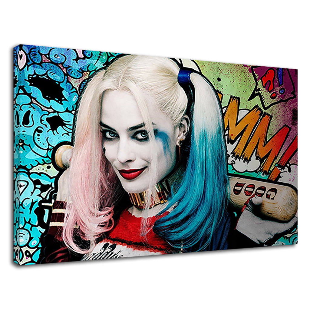 Harley Quinn Suicide Squad Batman Joker Comic Book