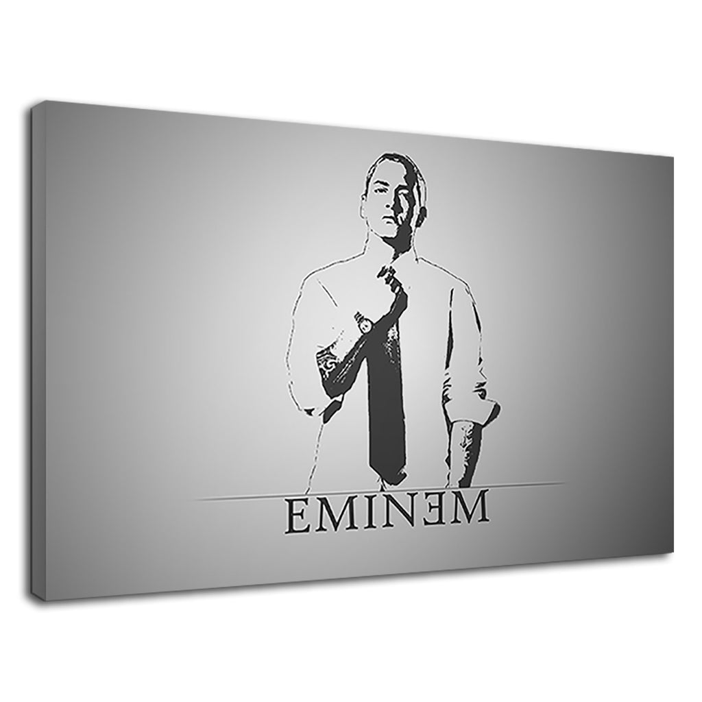 Eminem Slim Shady Hip Hop Rap Legend Suit Lyrics