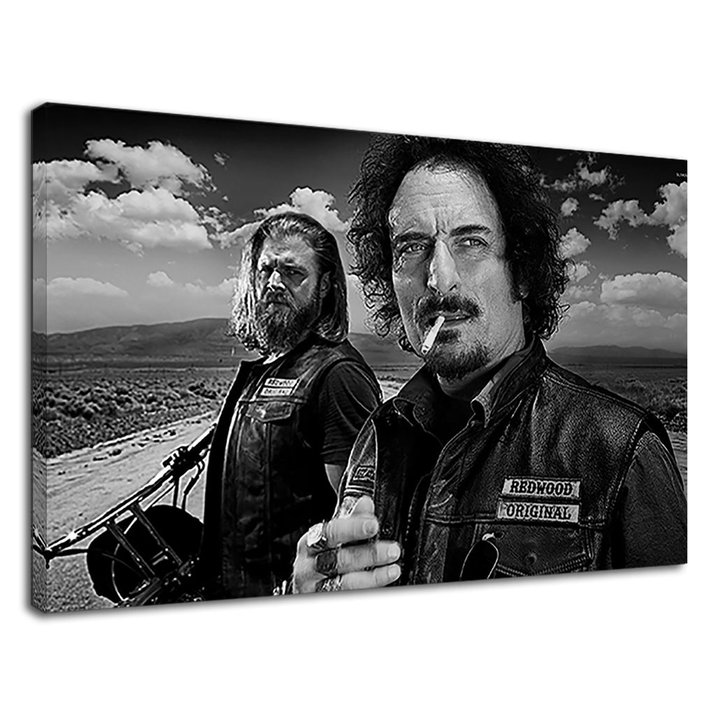 Sons Of Anarchy Redwood Original Netflix Fans Road