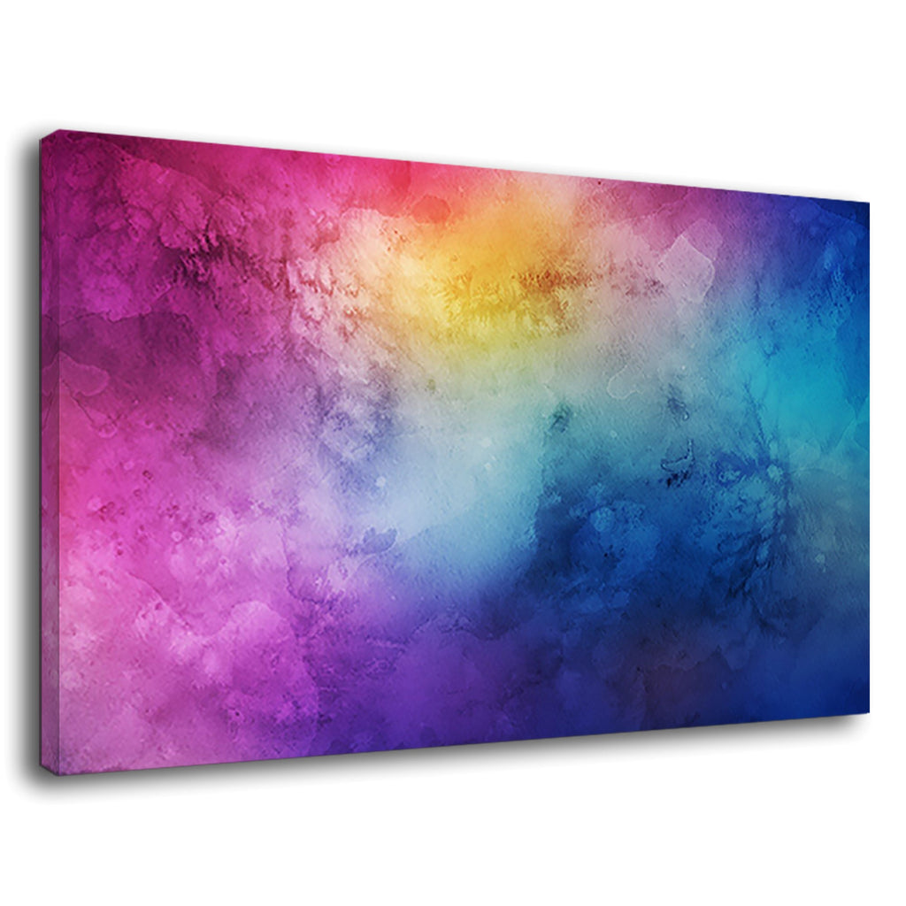 Beautiful Watercolor Abstract Painting Background