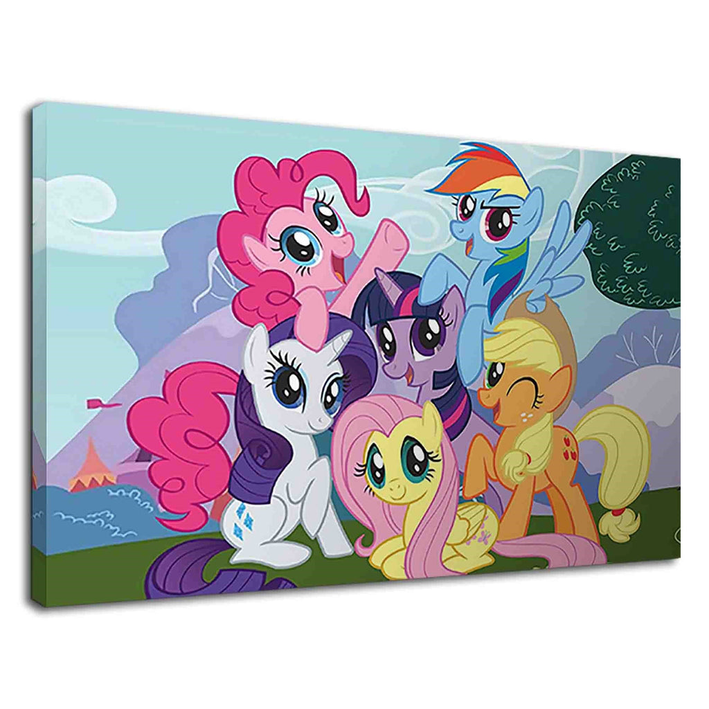My Little Pony Characters For Kids Bedroom