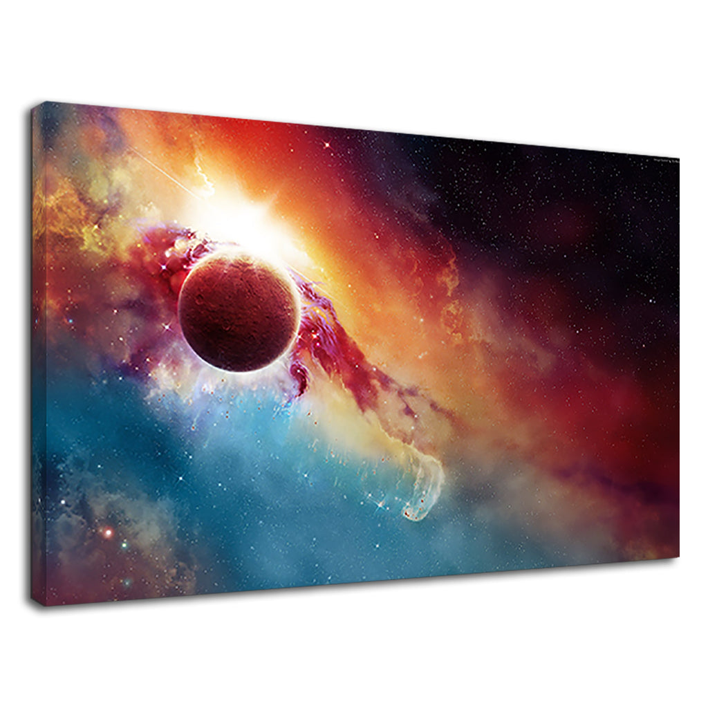 Universe Space Galaxy Star Nebula Office Bedroom