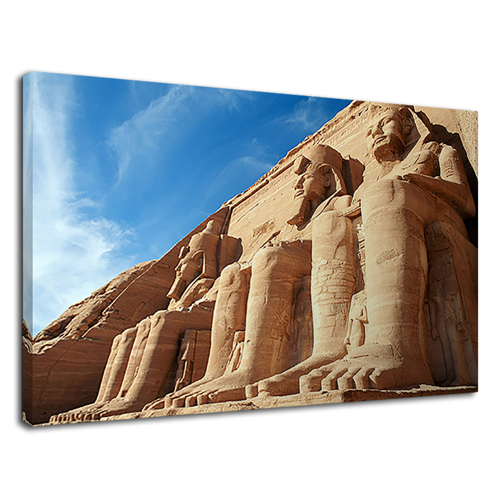 Abu Simbel Temples Egypt Ancient Egyption Pharoes