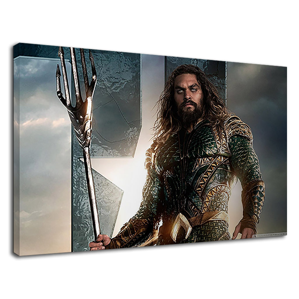 Aquaman Jason Mamoa Atlantis Justice League