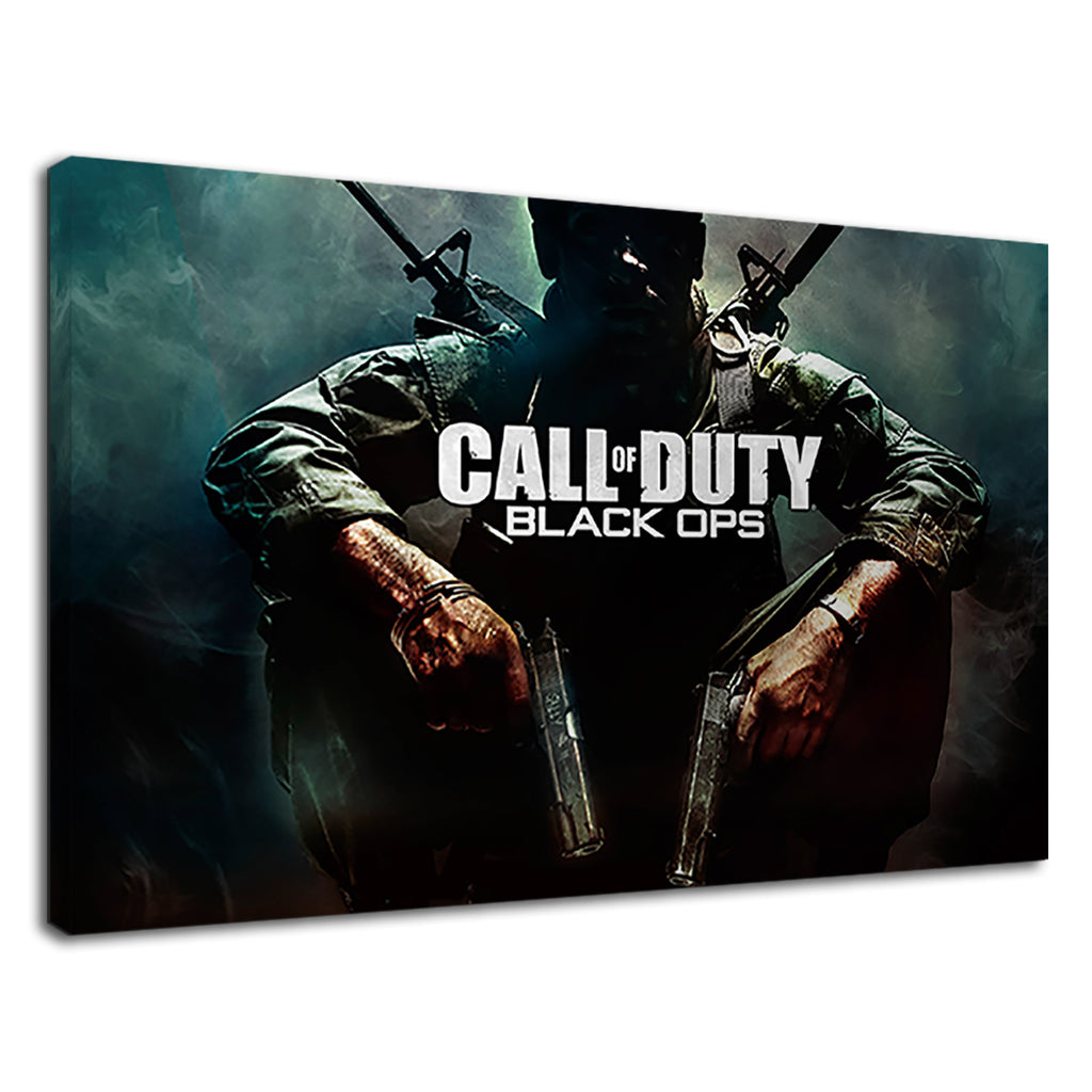 Call Of Duty Cod Black Ops Gamer Gaming Pc Game