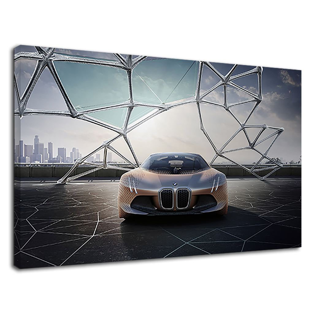 Bmw Vision Future 100 Stunning Concept Car