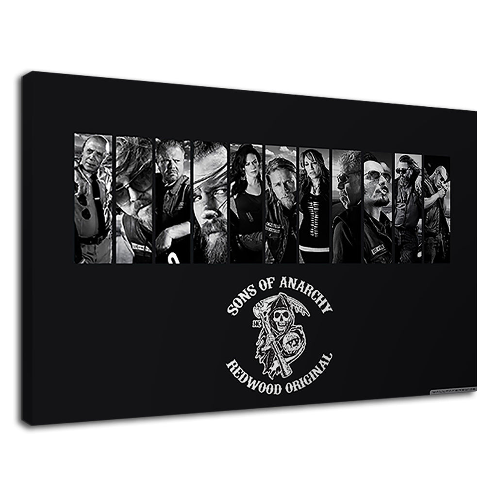Sons Of Anarchy Redwood Original Netflix Fans