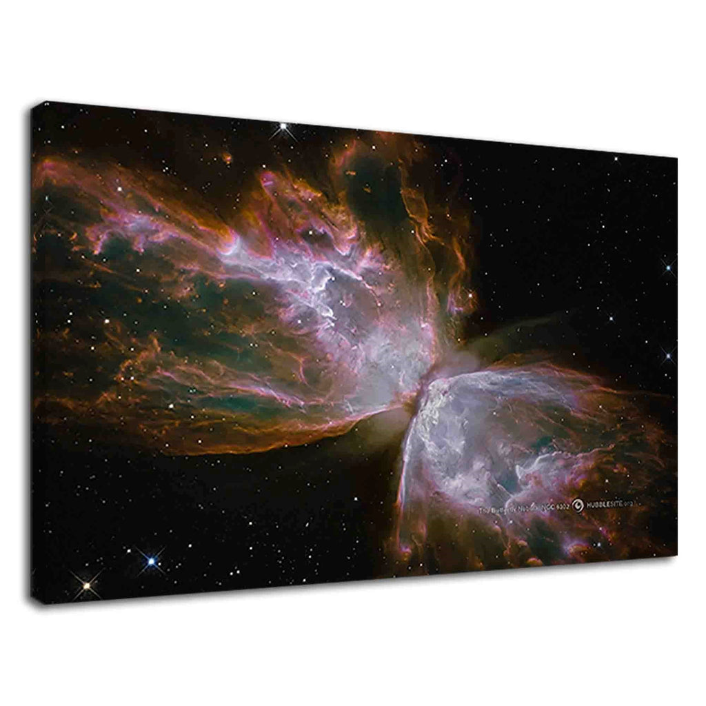 Incredible Butterfly Nebula For Living Room
