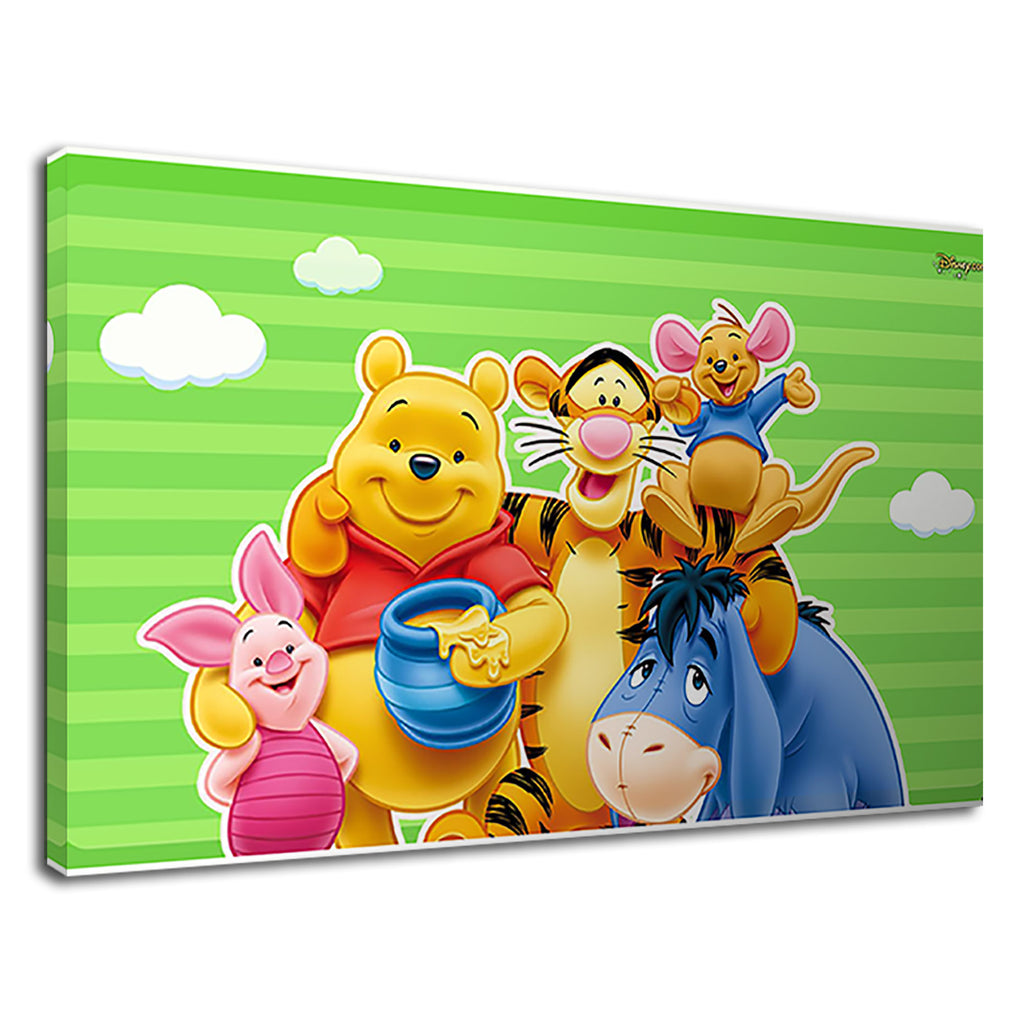 Winnie The Pooh And Friends For Kids Bedroom