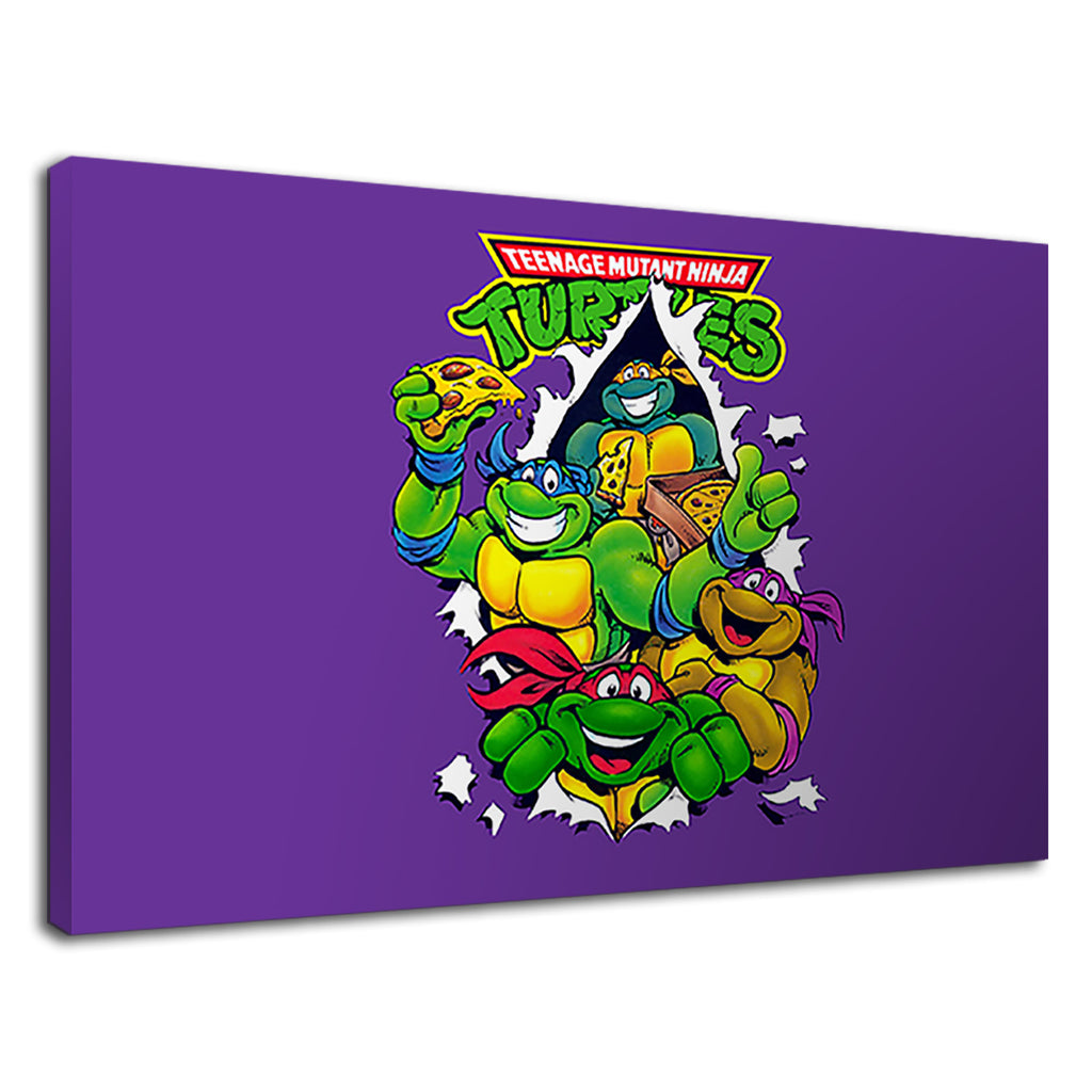Retro Vintage Teenage Mutant Ninja Turtles Tmnt