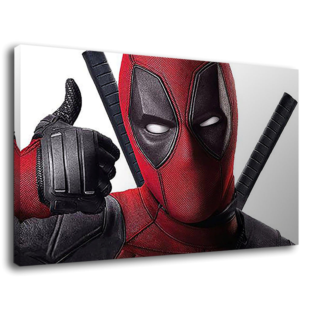 Deadpool Max Effort Nunchucks Samurai Marvel Dc