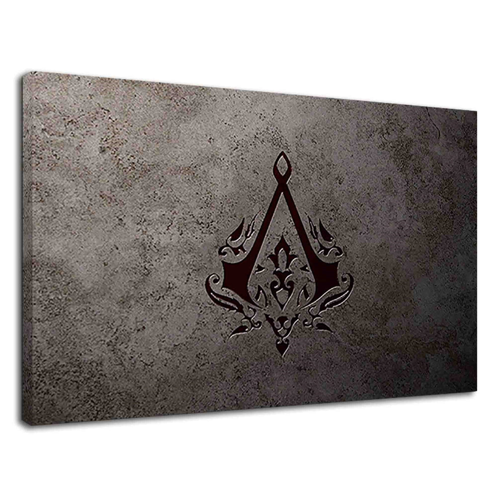 Ottoman Brotherhood Of Assassins Grunge Style Logo