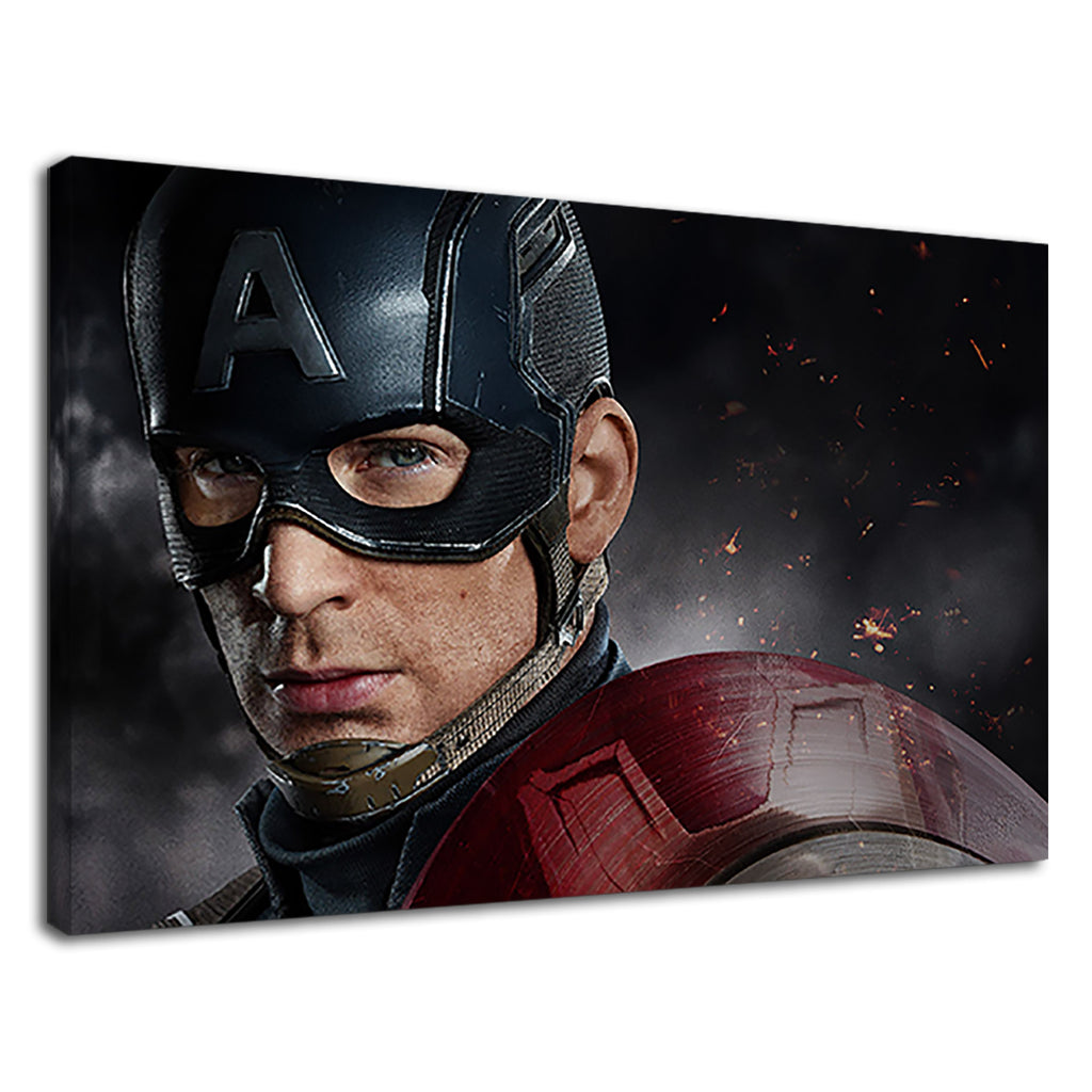 Captain America Movie Chis Evans Marvel Comics