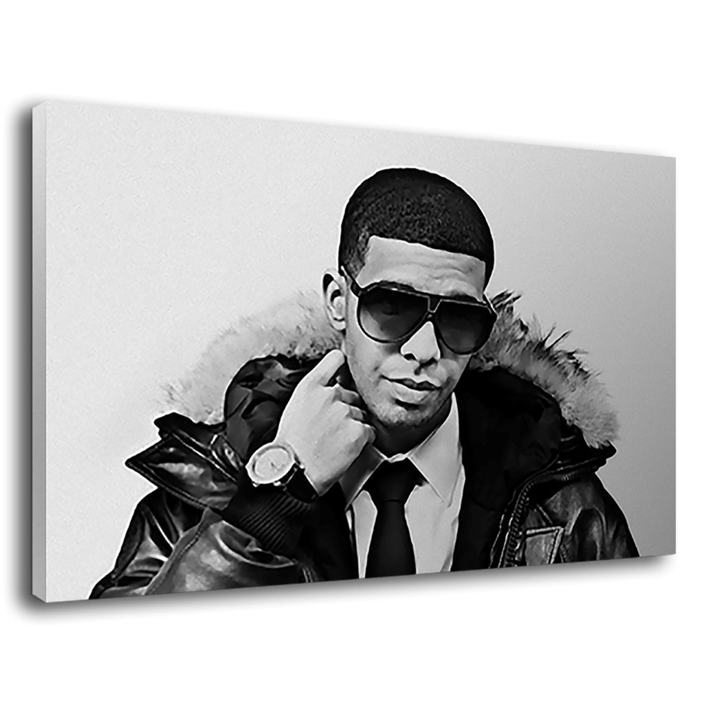 Drake Rapper Rnb Hip Hop Ovoxo Black Rap Music
