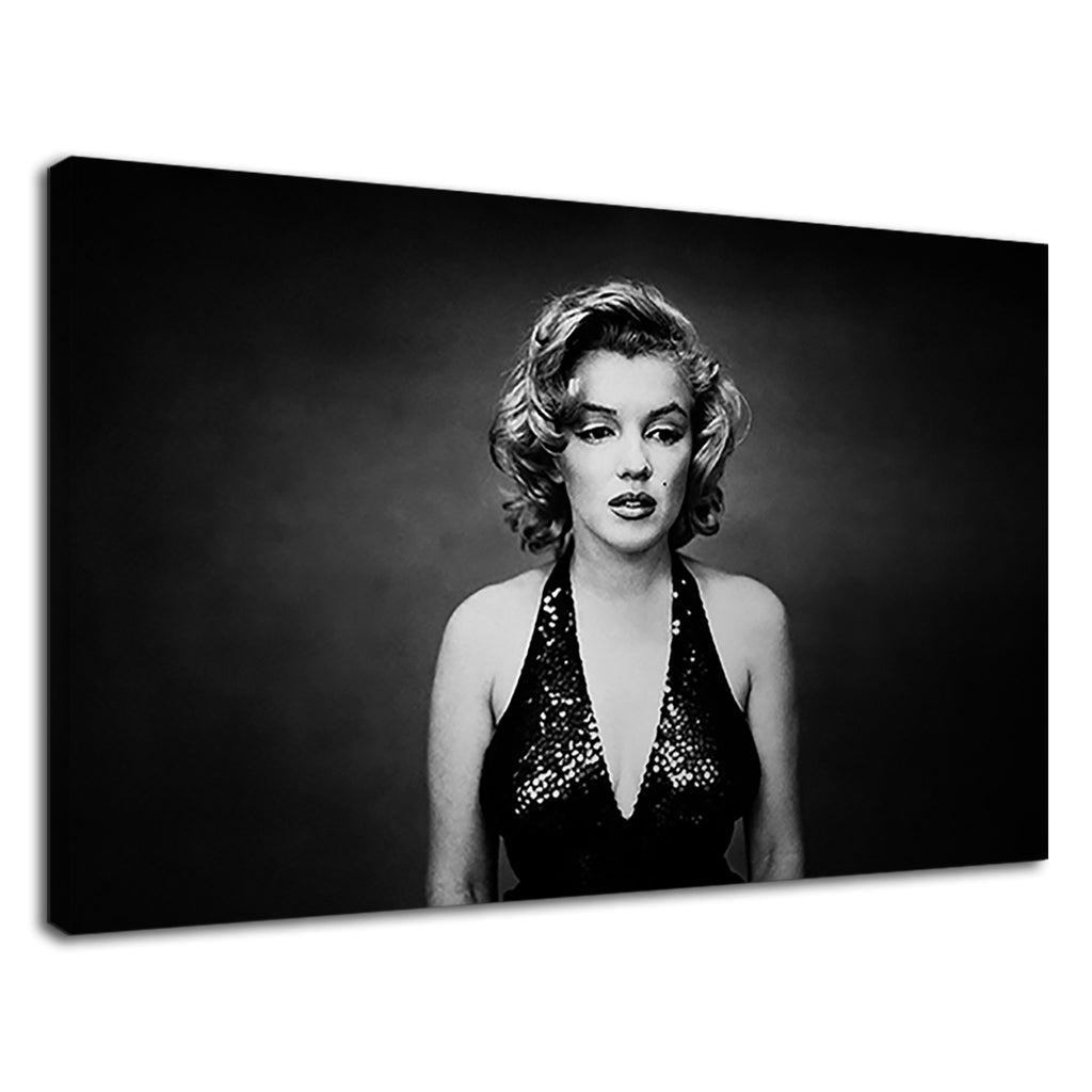 Beautiful Marylin Monroe Hollywood Starlet Mono