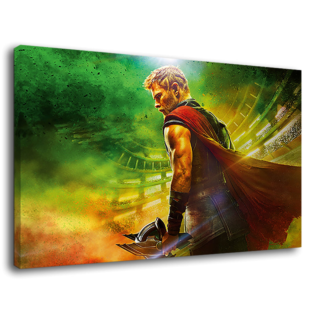 Thor Ragnarok Chris Hemsworth Marvel Dc Comic Hero