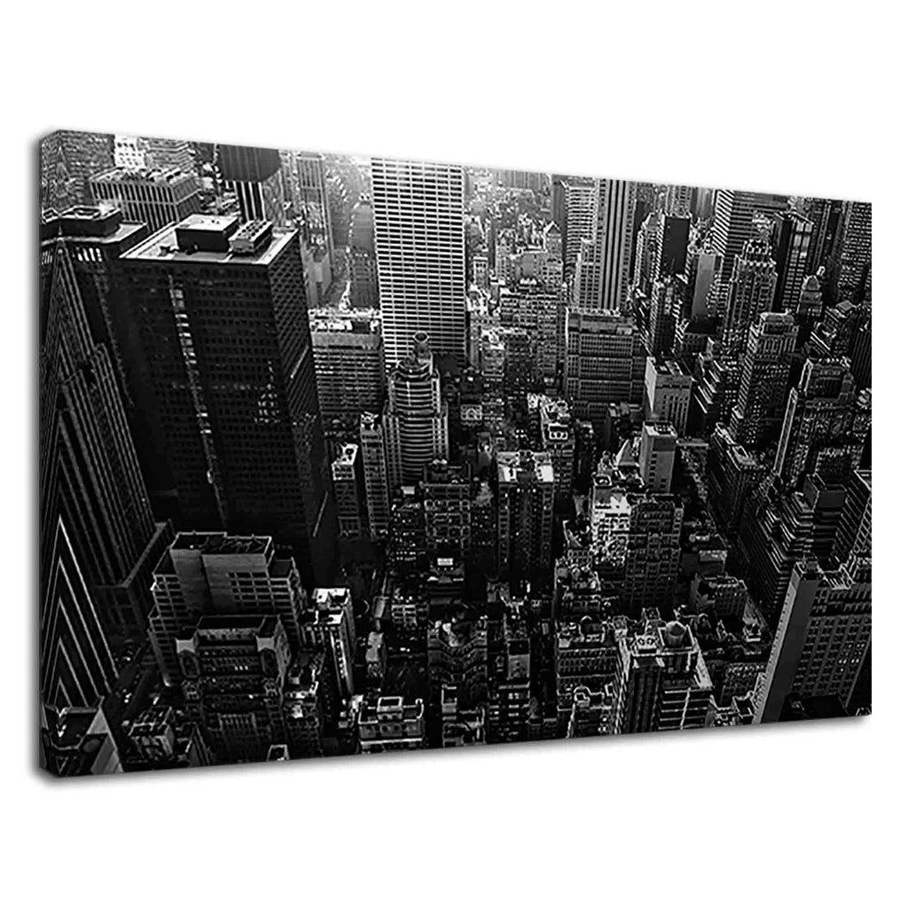 Amazing New York City Buildings In Black And White