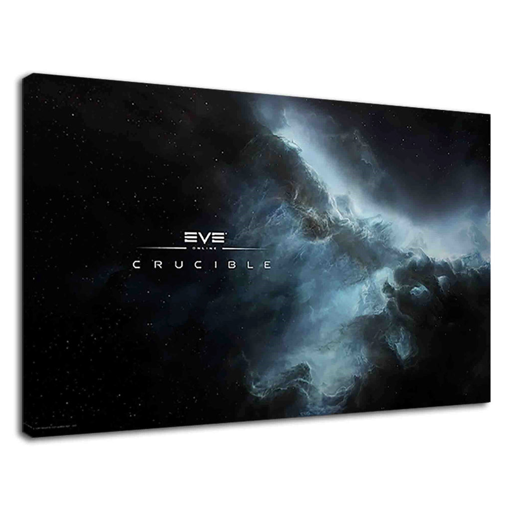 Eve Online Outer Space Video Game Conceptual Art