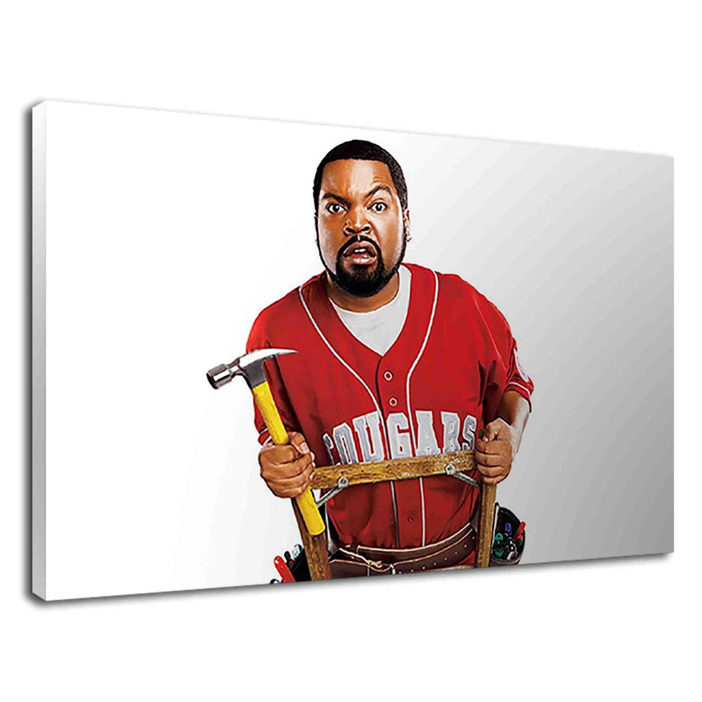 Ice Cube American Rapper In Are We Done Yet Movie