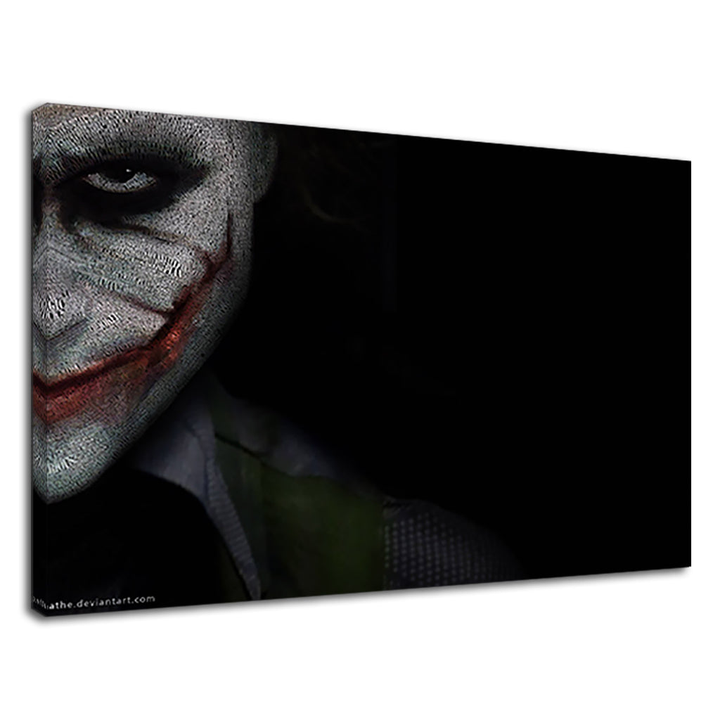 The Joker Batman Gotham City Make-Up Face Comic