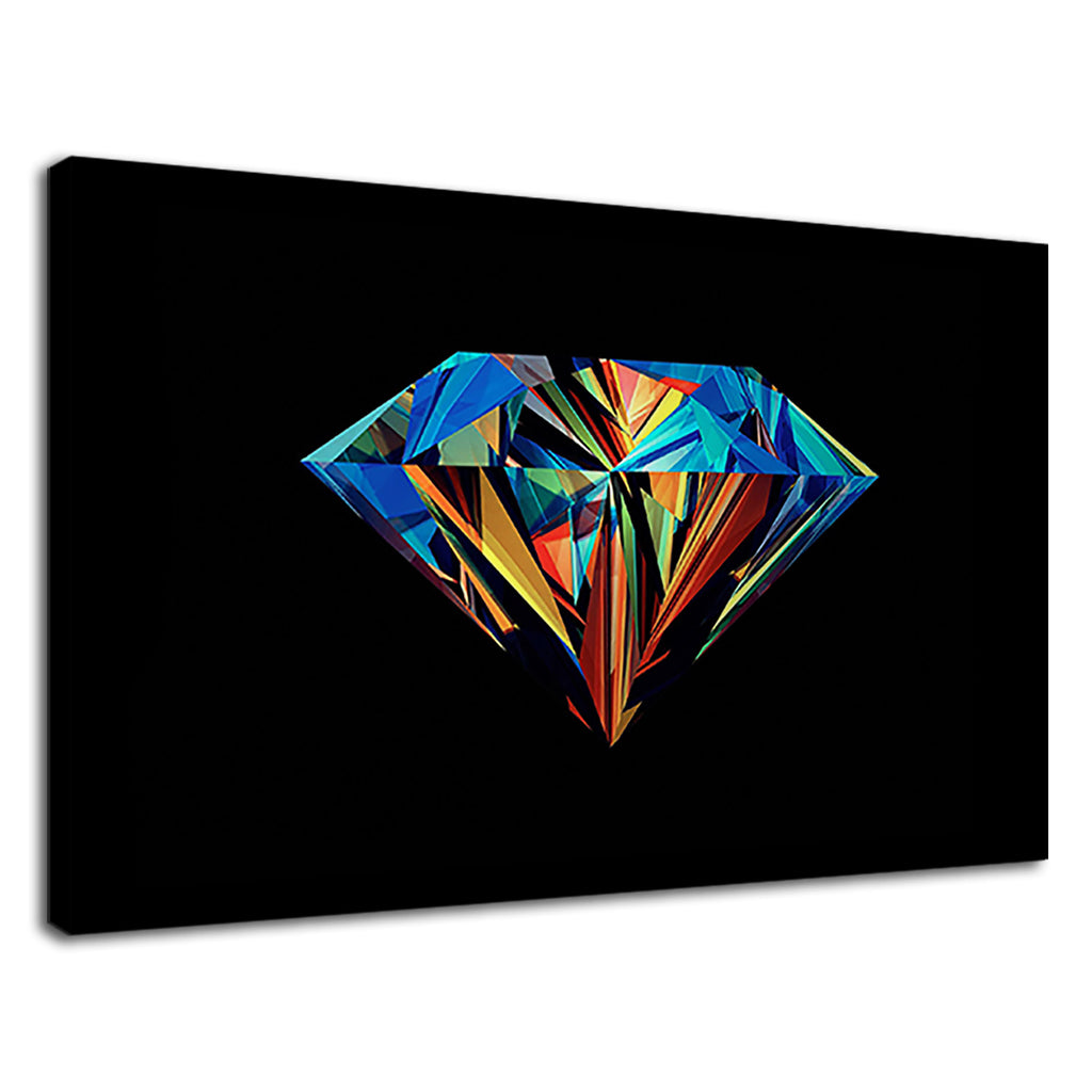 Diamond Billionaire Club Coloured Pop Art Rich