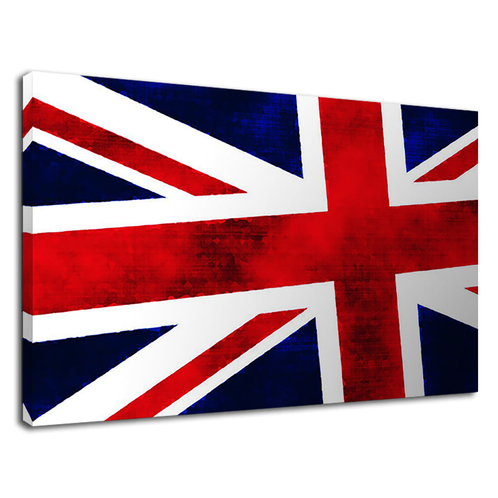 Union Jack British Uk Flag Queen England Patriot