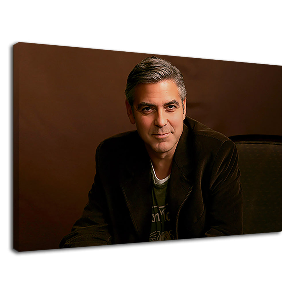 George Clooney Hollywood Actor Ocean'S Eleven