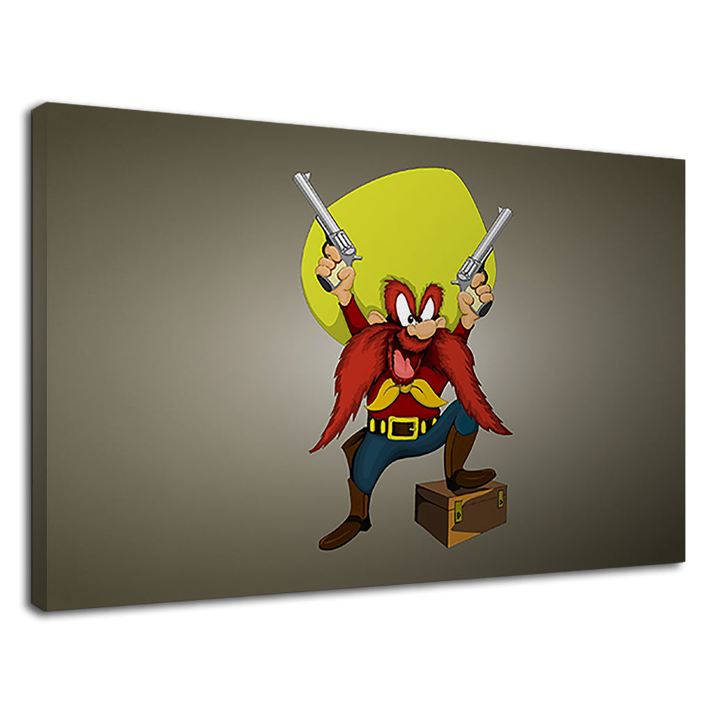 Looney Toons Cartoons Yosemite Sam