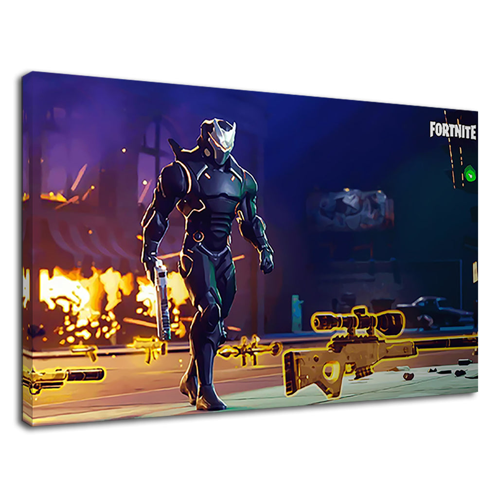 Omega Fortnite Epic Games Gamer Gaming Xbox Ps5