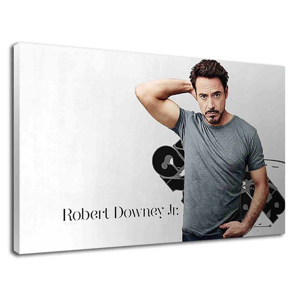 Robert Downey Jr. On White Famous American Actor