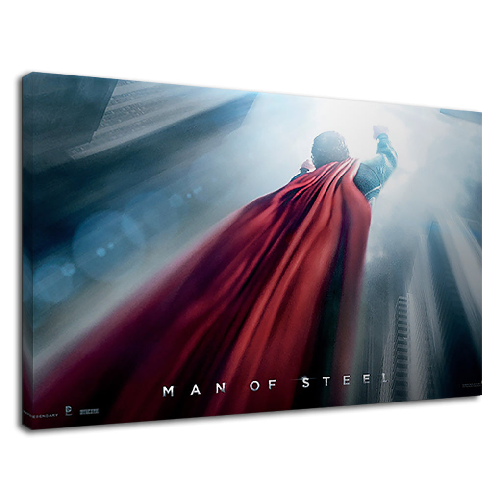 The Man Of Steel Superman For Livingroom