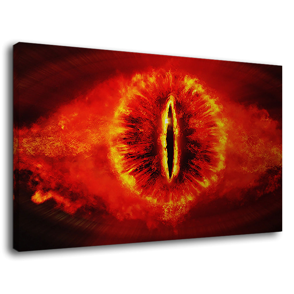 Lord Of The Rings Lotr Sauron All Seeing Eye Mordor