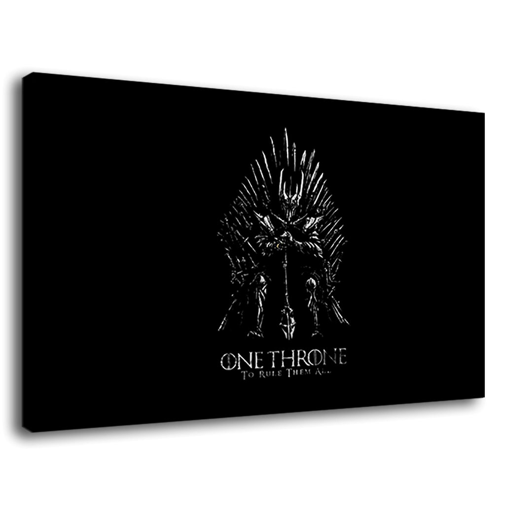 Game Of Thrones Got Iron Throne One To Rule Them