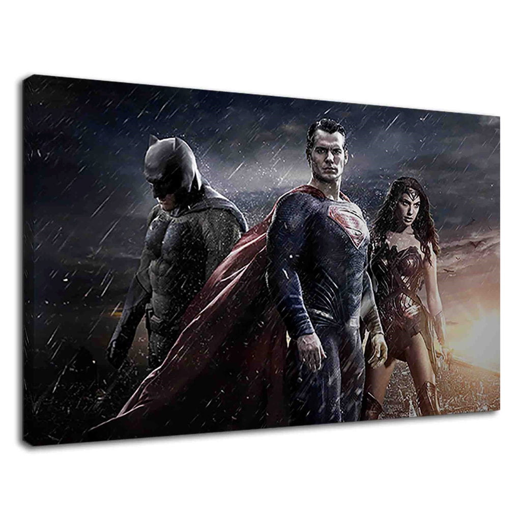 Batman V Superman Dawn Of Justice For Boys Bedroom