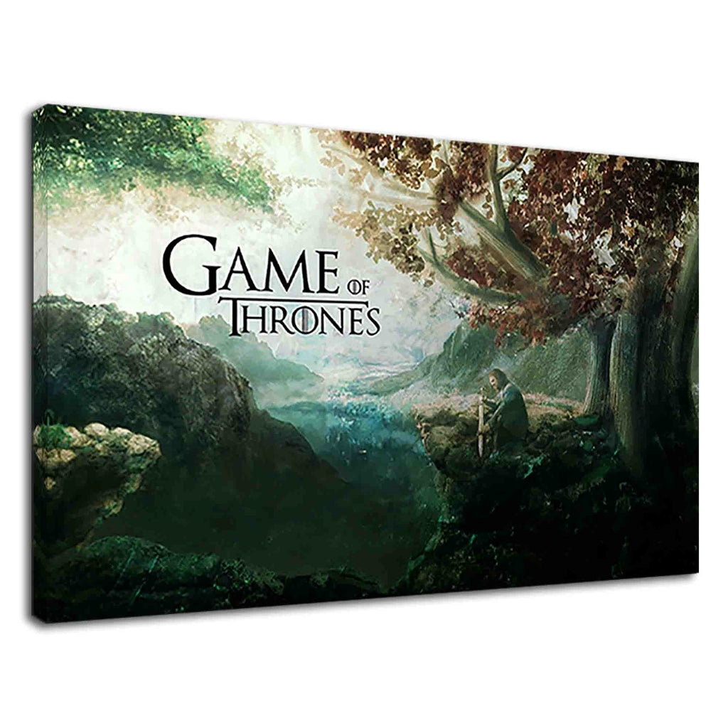 Game Of Thrones Fantasy Art For Boys Bedroom