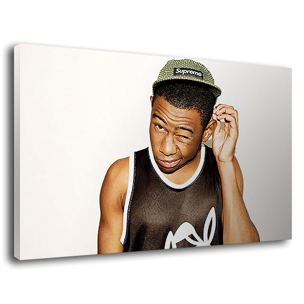 Tyler The Creator Rapper Rap Snapback Cap