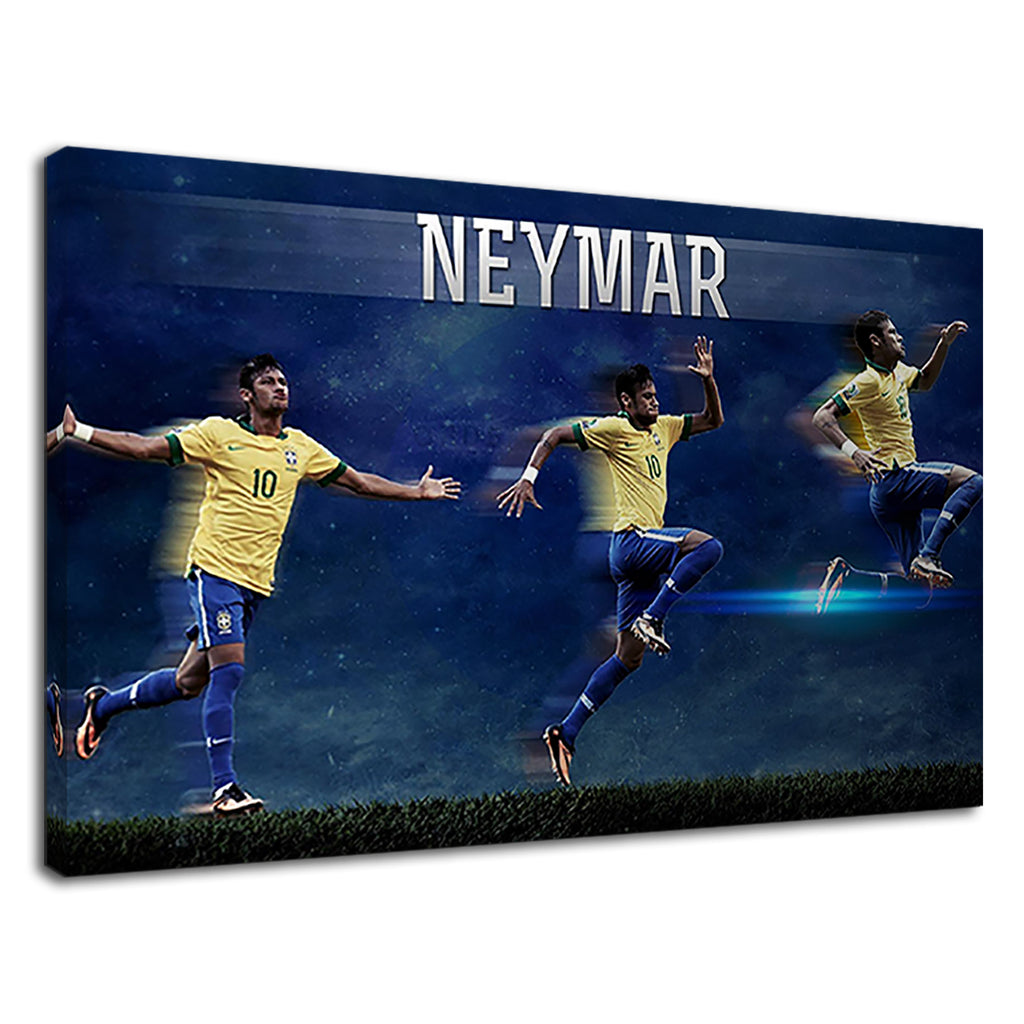 Brazil Soccer Fc Barcelona Neymar Football Player
