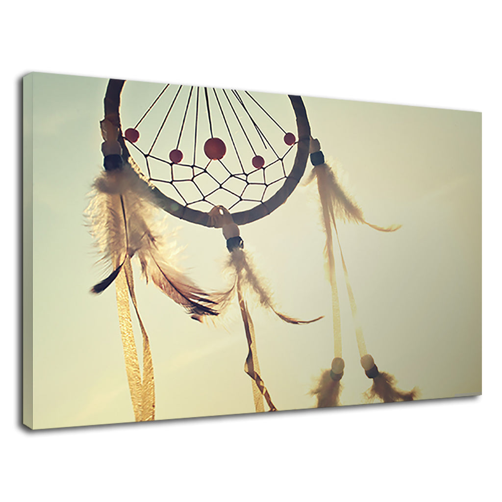 Vintage Dream Catcher Native American