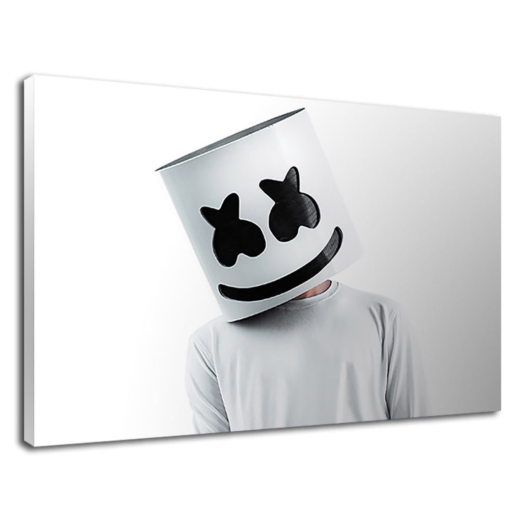 American Electronic Music Producer Marshmello Dj