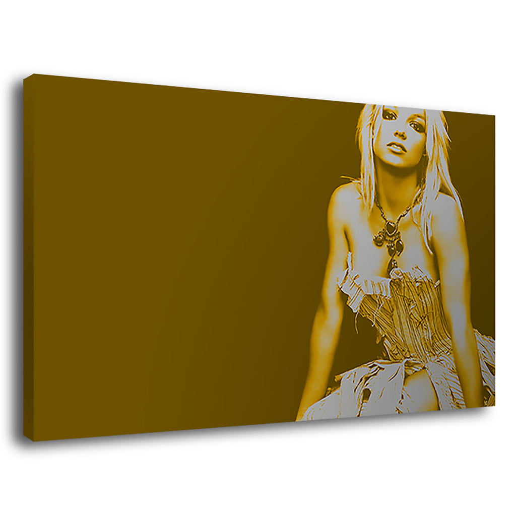 Britney Britney Spears People Pop Music Sepia