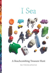 I Sea A Beachcombing Treasure Hunt Children's Book Excerpt