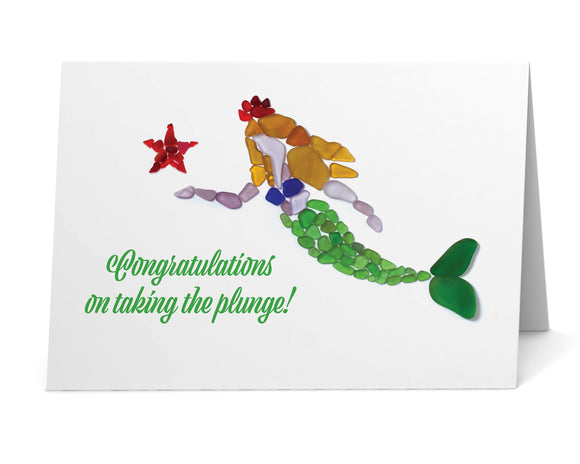 Sea Glass Mermaid Princess