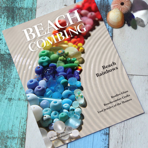 Beachcombing Magazine - July/August 2020