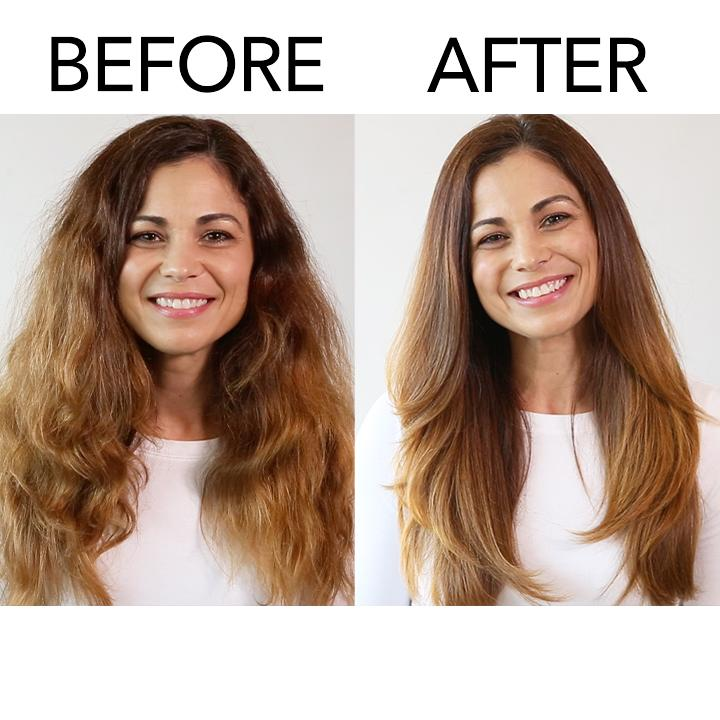Before + After Using Jousse Duo