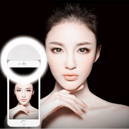 Selfie Lamp Led Light Camera Phone Photography for iPhone Samsung Xiaomi