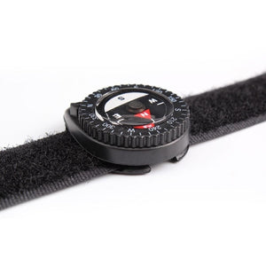 Black Wrist Compass For Outdoor Camping , Hiking, Travel