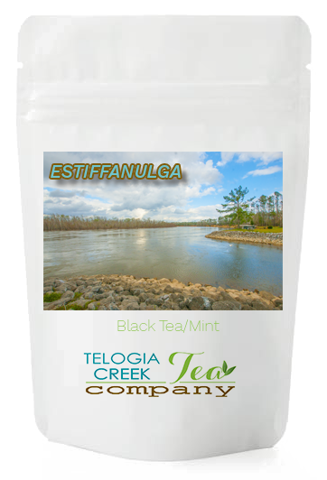 Estiffanulga - Black Tea/Peppermint Blend