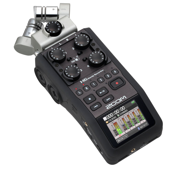 Audio Mixers & Recorders