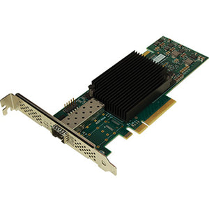 ATTO Single Channel x8 PCIe 2.0 to 10Gb Ethernet, Low Profile