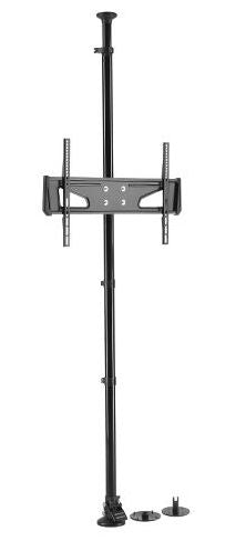 BRACKET 37-65IN CEILING TO FLOOR TV MOUNT 25KG